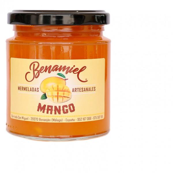 Mermelada de mango benamiel