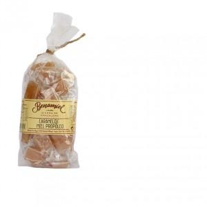 caramelos de miel y propoleos benamiel