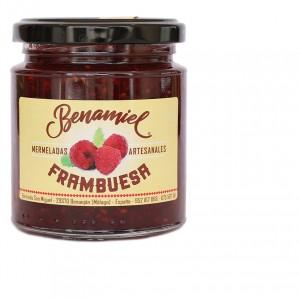 mermelada de frambuesa benamiel