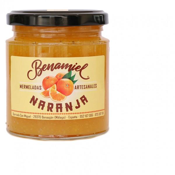 mermelada de naranja benamiel