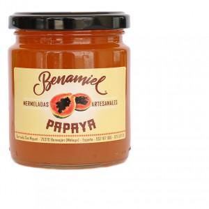 mermelada de papaya benamiel